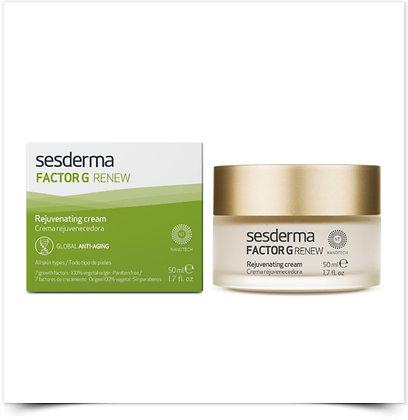 Sesderma Factor G Renew Creme Regenerador anti-envelhecimento | 50ml