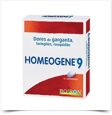 Homeogene 9 | 60 comprimidos