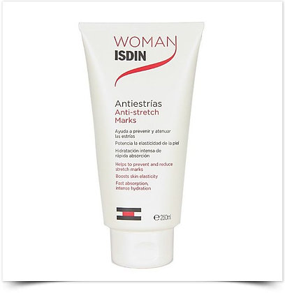 Woman ISDIN Antiestrias Creme | 250 ml