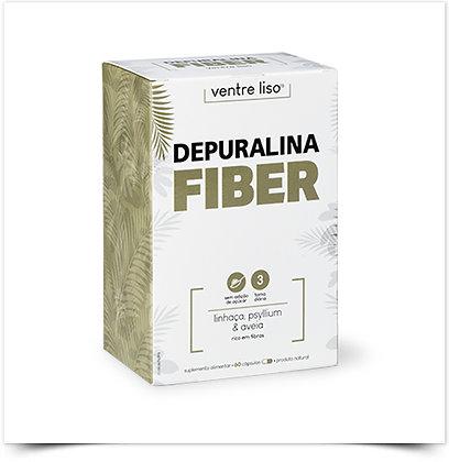 Depuralina Fiber  | 60 cápsulas
