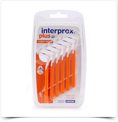 Escovilhões Interprox® Plus Super Micro | 6 unidades