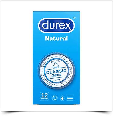 Durex Natural Plus Preservativo c/ Oferta 2ª Embalagem