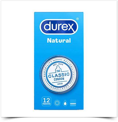 Durex Natural Plus Preservativo