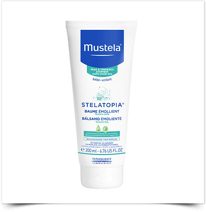 Mustela STELATOPIA® Bálsamo Emoliente 200ml