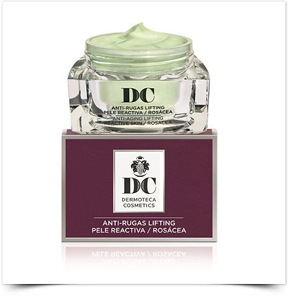 DC Anti-Rugas Lifting Pele Reactiva/Rosácea | 50 ml
