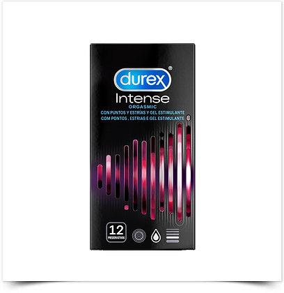 Durex Intense Orgasmic Preservativos