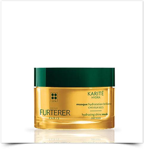 Rene Furterer Karité Hydra Máscara Hidratação e Brilho | 200 ml