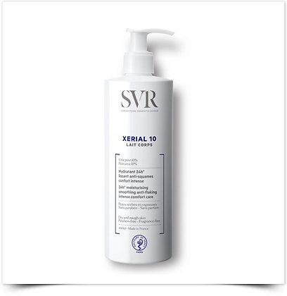 SVR Xérial 10 Leite Corpo | 400ml