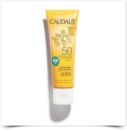 Caudalie Solaire Creme Anti-Rugas SPF50 50ml