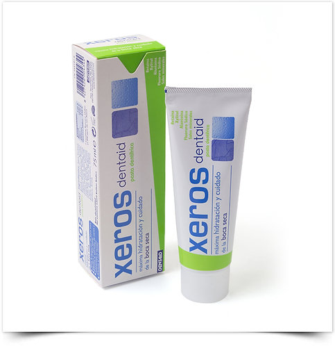 Dentaid Xeros pasta dentífrica | 75ml