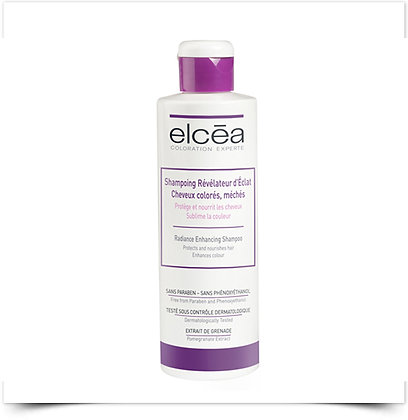 Elcea Coloration Expert Champô Revelador Brilho | 250ml