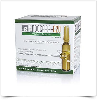 Endocare C20 Proteoglicanos Ampolas   30 x 2ml