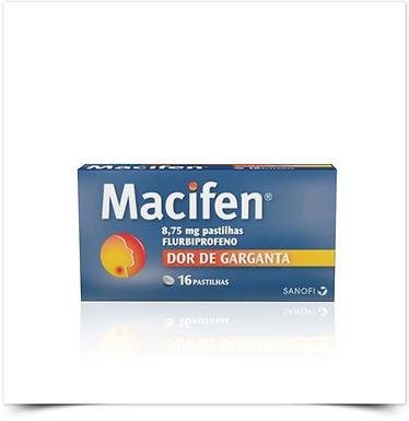Macifen | 8,75 mg | 24 pastilhas