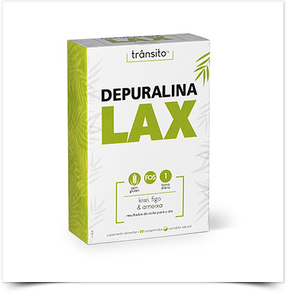 Depuralina Lax | 15 comprimidos
