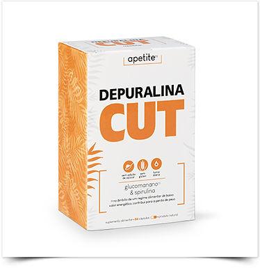 Depuralina Cut  | 84 cápsulas