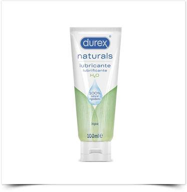 Durex Naturals Pure Gel Íntimo Lubrificante