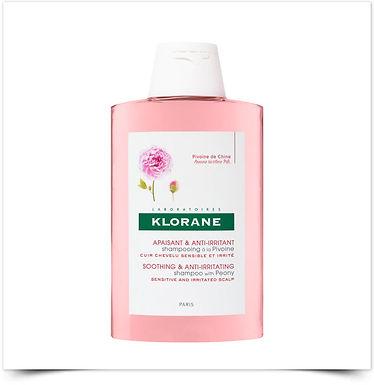 Klorane Champô de Peónia | 400 ml