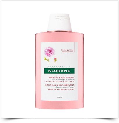 Klorane Champô de Peónia   200 ml