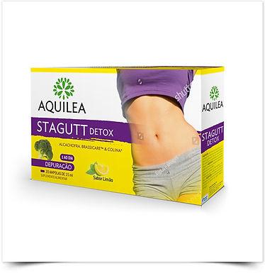 Aquilea Stagutt Plus Detox | Ampolas