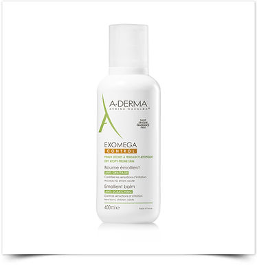 A-Derma Exomega Control Bálsamo Emoliente c/ Desconto 70% na 2ª Embalagem