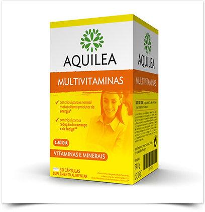 Aquilea Multivitaminas   30 cápsulas