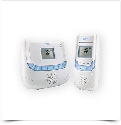 NUK Babyphone Eco Control + DECT 267 - LCD