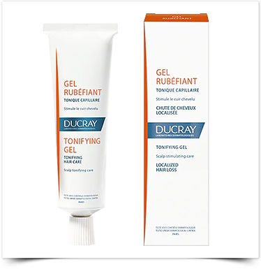Ducray Gel Rubefaciente Tónico Capilar Anti-Queda |  30 ml