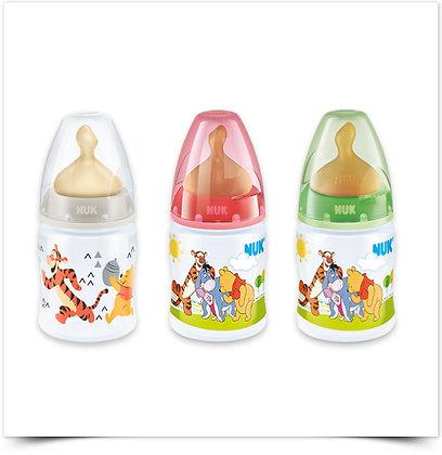 Biberão NUK First Choice Winnie the Pooh 150ml, Látex 0-6M