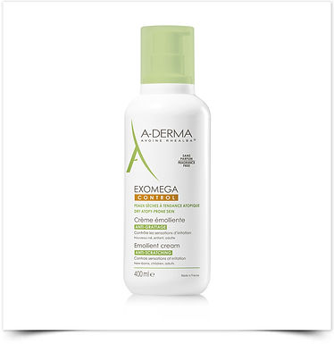 A-Derma Exomega Control Creme Emoliente 400ml