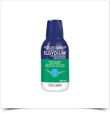 Elgydium Colutório Proteção Esmalte com Flúor | 500ml