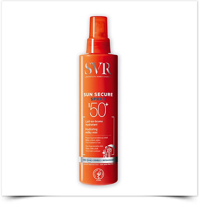 SVR SUN SECURE Spray SPF50+