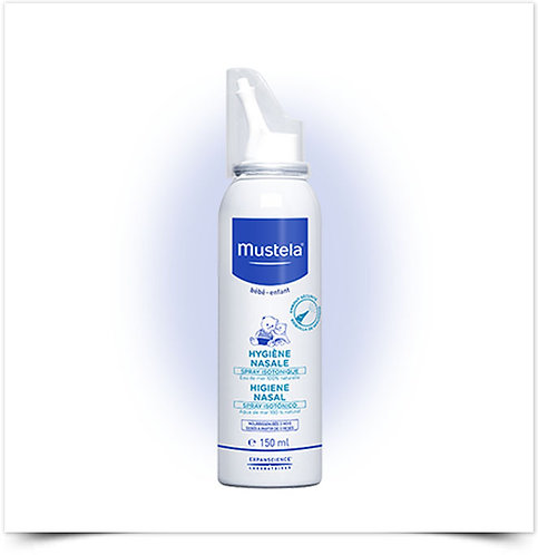 Spray Higiene Nasal Mustela