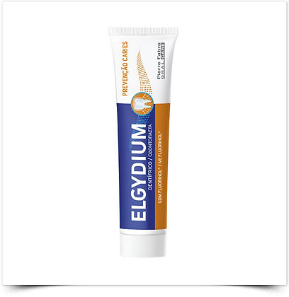 Elgydium Prevenção Cáries Pasta Dentífrica 75ml