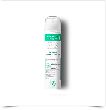 SVR SPIRIAL Spray Anti-Transpirant   75ml