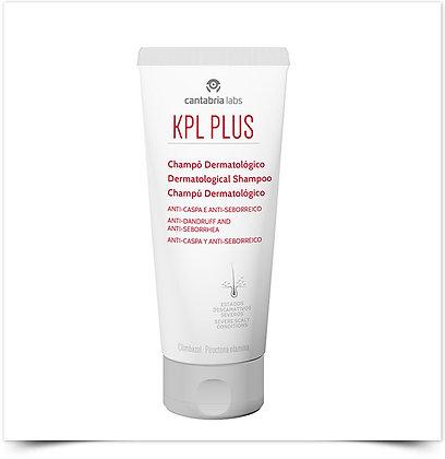 KPL Plus Champô Dematológico Anticaspa e Antisseborreico | 200ml