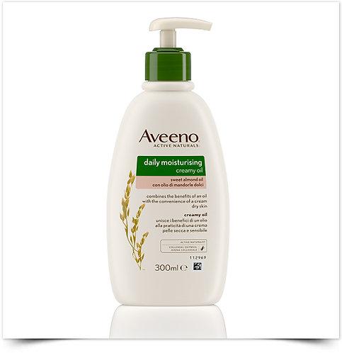 Aveeno Daily Moisturising Creamy Oil | 300ml