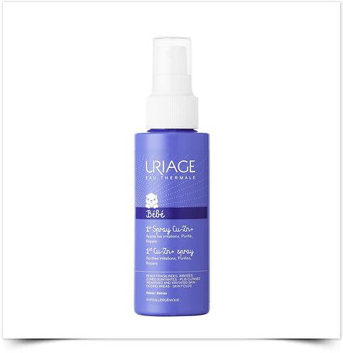 Uriage Bebé 1º Cu-Zn+ Spray Anti-Irritações