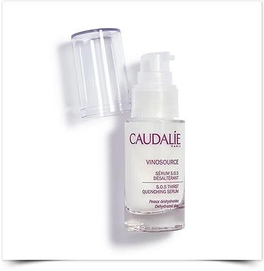 Caudalie Vinosource Sérum Facial S.O.S. Hidratante | 30ml