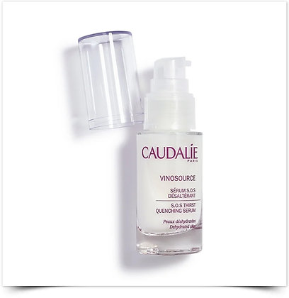 Caudalie Vinosource Sérum Facial S.O.S. Hidratante | 30ml