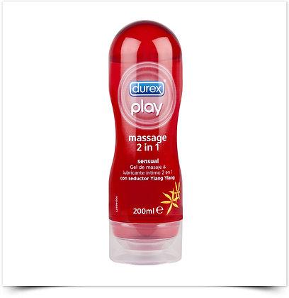 Durex Play Massage 2 em 1 Sensual