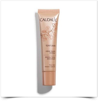 Caudalie Teint Divin Creme Mineral Peles Claras | 30ml