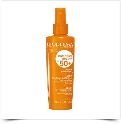 Bioderma Photoderm Bronz Spray SPF 50+ | 200ml