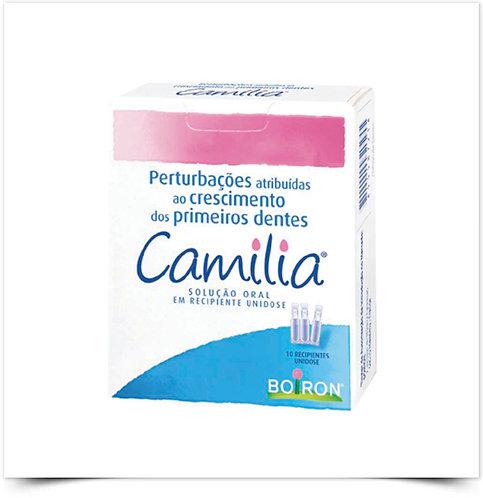 Camilia   10 unidoses x 1 mL
