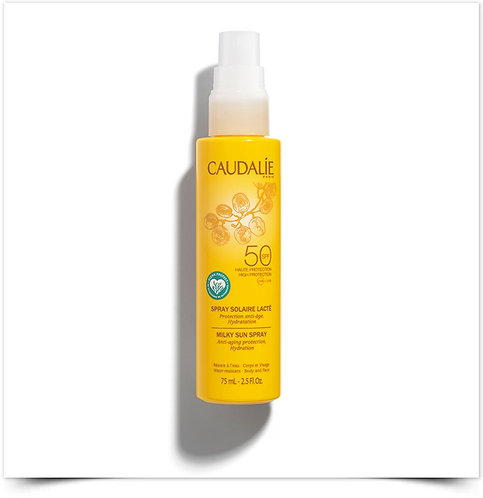 Caudalie Solaire Spray Lácteo SPF50 75ml
