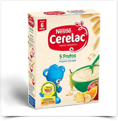 CERELAC 5 FRUTOS 250g