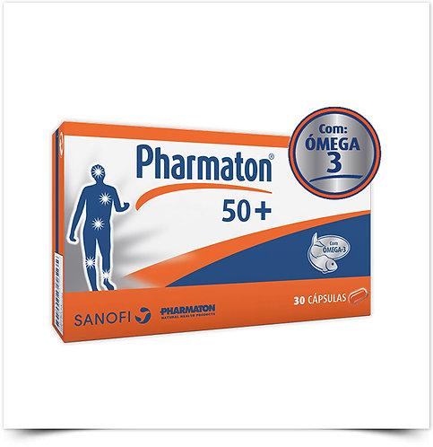 Pharmaton 50+ | 30 cápsulas