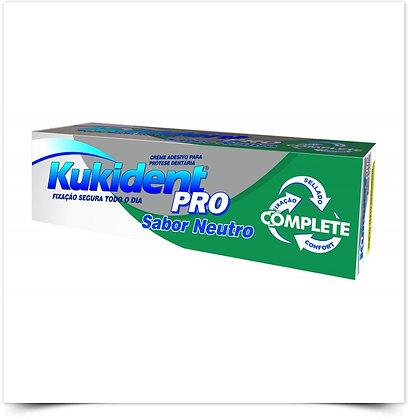 Kukident Pro Complete Neutro Creme Prótese Dentária  70g