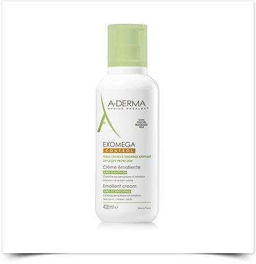 A-Derma Exomega Control Creme Emoliente c/ Desconto 70% na 2ª Embalagem