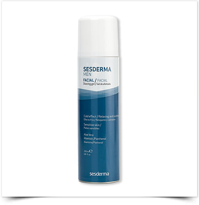 SESDERMA MEN GEL DE BARBEAR 200ml