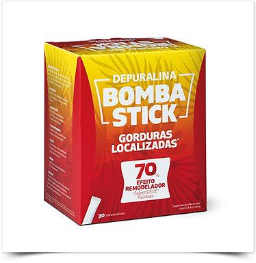 Depuralina Bombastick  | 30 saquetas x 12,5 mL